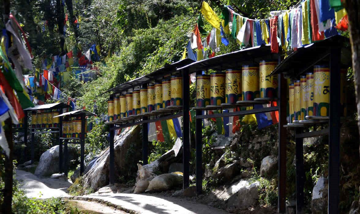khora sotto il namgyal monastery a mc leod