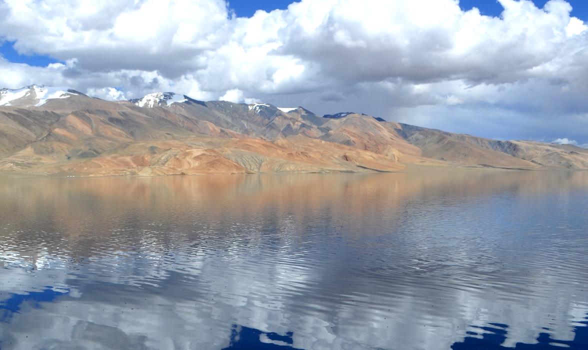 lago tso moriri viaggio ladakh