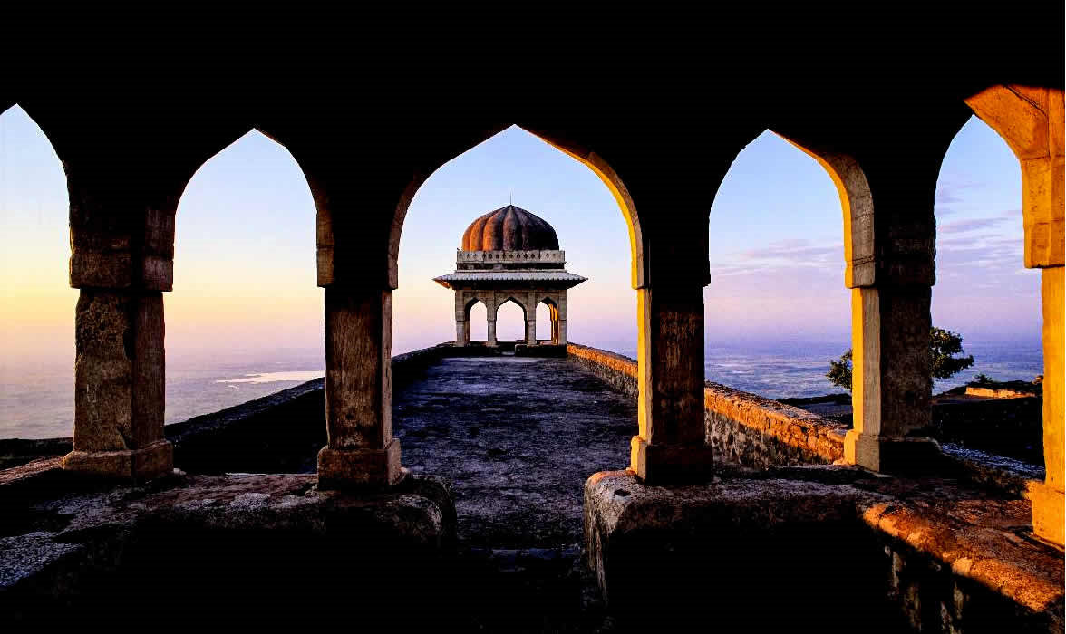 roopmati pavillon a mandu india centrale